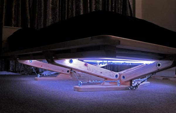 подсветка для кровати