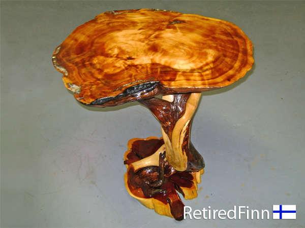 Сделать стол из дерева и вы сможете. И мы вам поможем в этом. Заметки Мастеру Домашние полезные советы