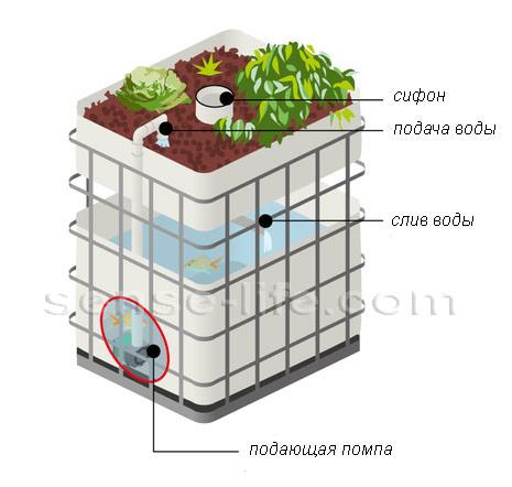 Для удобства посадки растений