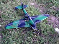 Для постройки этой модели...  Из статьи вы узнаете о том как самостоятельно сделать радиоуправляемую модель самолёта...