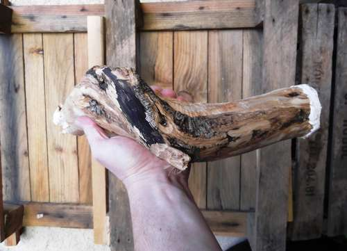 Как сделать бумеранг из натуральной древесины.