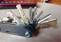 Чехол для ключей своими руками
