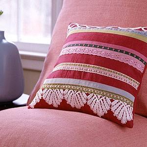 шитье декор подушек своими руками