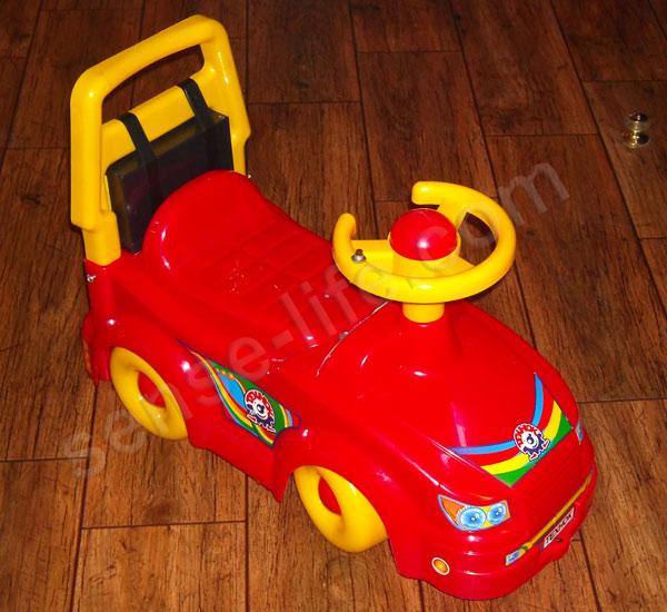 электромобиля для детей: