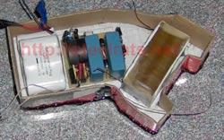 простой электрошокер - Практическая схемотехника.