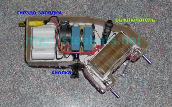 устройство электрошокера