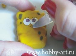 Подобные изделия можно можно увидеть во многих магазинах, они сейчас в моде (и... Ну вот такой забавный Спанч Боб...