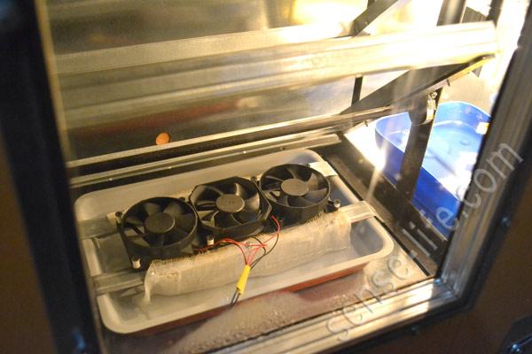 Инкубатор на 150 яиц своими руками