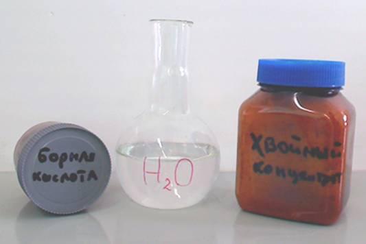 препараты для изготовления люминофора