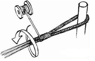 Как сделать древко для стрел своими руками