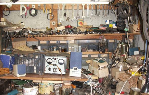 Органайзер на стену для инструментов своими руками 121