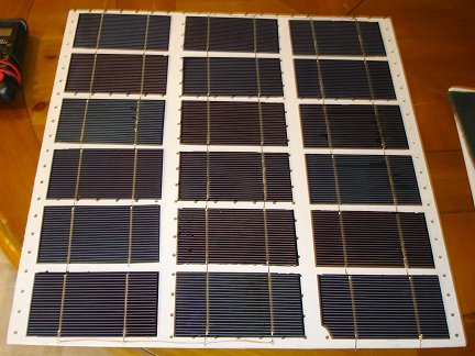 Солнечная батарея своими руками. 019