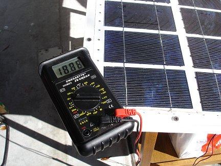 изготовление солнечной батареи для дома и дачи