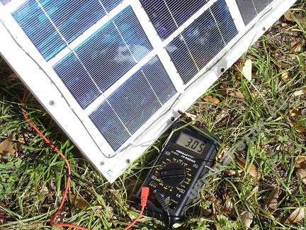 самодельная солнечная батарея для дома.