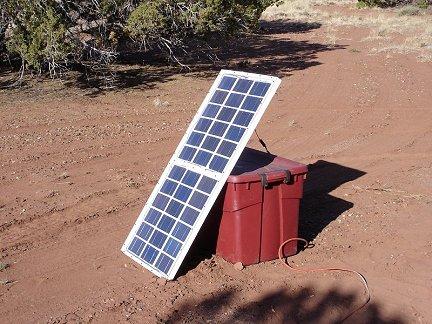Солнечная батарея своими руками. 031