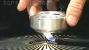 спиртовая горелка из банок