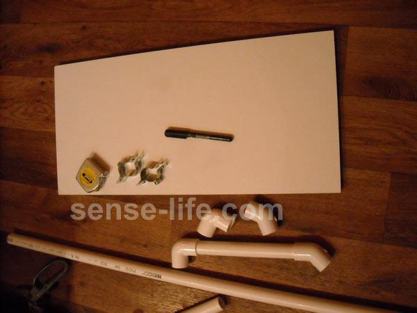 материалы для изготовления столика для ноутбука