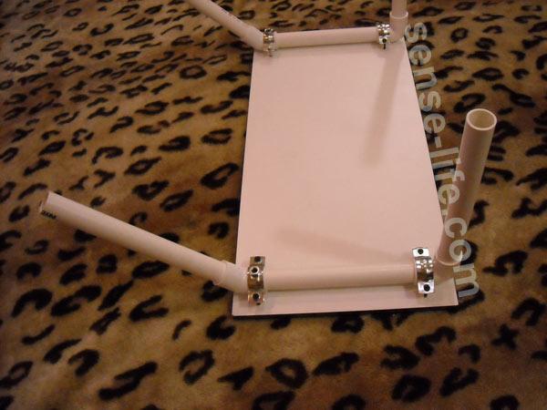 изготовление столика для ноутбука