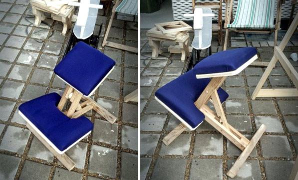 Коленный ортопедический стул сделать 193