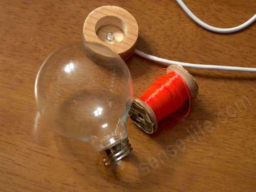 Сделать светодиодный светильник своими руками