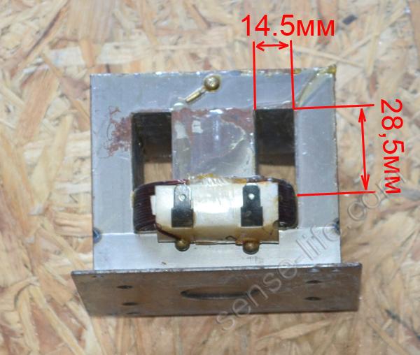 трансформатор для изготовления точечной сварки своими руками