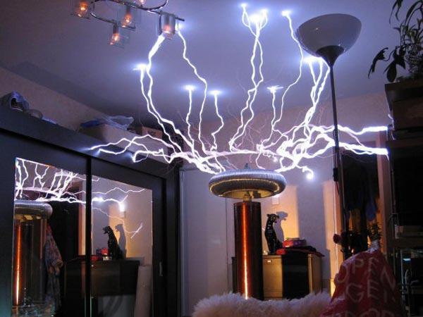 Осветительные приборы для дома своими руками 35
